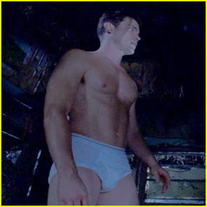 Matt Bomer Goes Shirtless for Shocking 'American Horror Story' Scene (Photos)