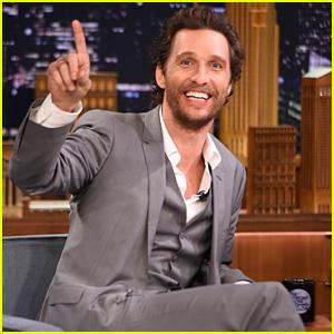 Matthew McConaughey Joins Civil War Flick 'Free State of Jones'