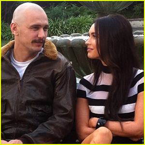 Megan Fox & James Franco May Be Hollywood's Newest Besties