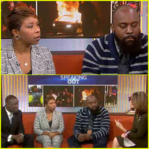 Michael Brown's Parents Speak Out After Officer Darren Wilson's Interview, Call His Account 'Disrespectful'
