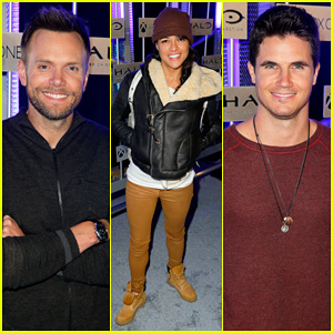 Michelle Rodriguez & Joel McHale Get Their Game On at HaloFest!