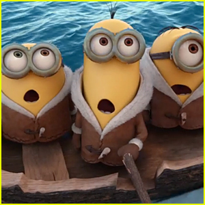 'Minions' Embark On New Journey in New Trailer - Watch Now!