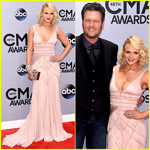 Miranda Lambert & Blake Shelton Are a Country Power Couple at the CMA Awards 2014!