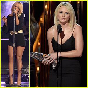 Miranda Lambert & Little Big Town Perform 'Smokin & Drinkin' at CMA Awards 2014 (Video)