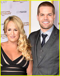 Mockingjay's Wes Chatham Welcomes Baby Boy with Wife Jenn Brown!