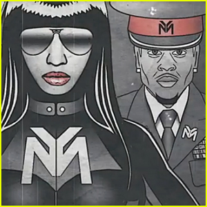 Nicki Minaj's 'Only' Lyric Video Leaves Our Jaws Hanging - Watch Now!
