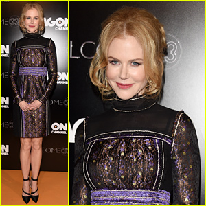 Nicole Kidman & Her Family Will 'Hold Tight To Each Other' for 1st Christmas Without Her Father