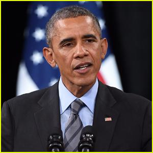 President Obama Addresses Country After Ferguson Grand Jury Decision