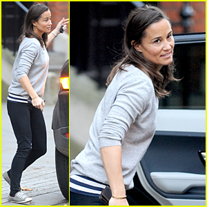 Pippa Middleton Took Advanced Wine Course & Passed!