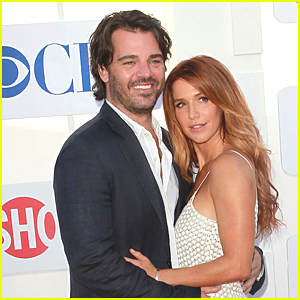 Unforgettable's Poppy Montgomery Welcomes Baby Boy Gus!
