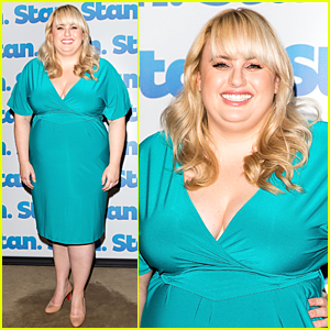 Rebel Wilson Helps Market Streaming Service Stan in Australia