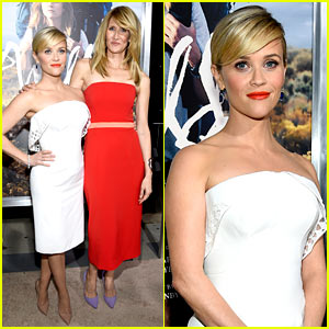 Reese Witherspoon Goes the Opposite of 'Wild' for Her Premiere