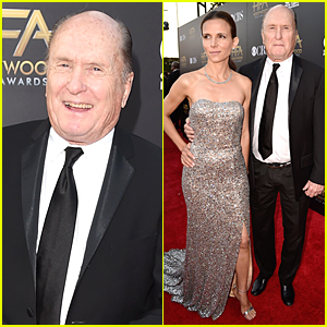 Robert Duvall WINS Best Supporting Actor at Hollywood Film Awards 2014