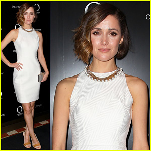 Rose Byrne Celebrates Being The New Face Of Oroton in Sydney!