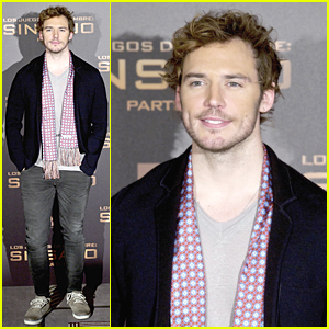 Sam Claflin Opens Up On Giving Up His Soccer Dream