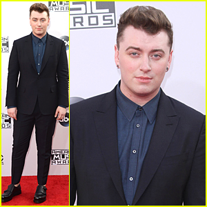Sam Smith's English Skin Can't Take the Heat Before American Music Awards 2014