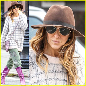 Sarah Jessica Parker & Matthew Broderick Keep Their Marriage Alive By Talking A Lot