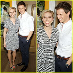 Scarlett Johansson Flaunts Post-Baby Body at First Official Appearance Since Rose's Birth