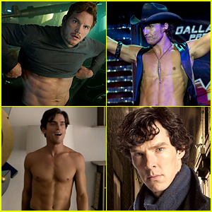 Who Will Be People's Sexiest Man Alive 2014? Here's Our List of the Top Contenders!