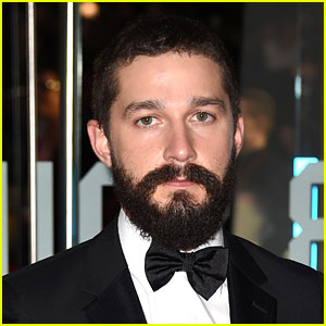 Shia LaBeouf Says He W...