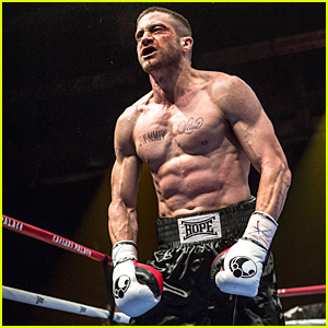 Shirtless Jake Gyllenhaal is Ripped & Unrecognizable in 'Southpaw' First Still