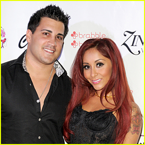 Snooki Marries Jionni LaValle in Great Gatsby Themed Wedding!
