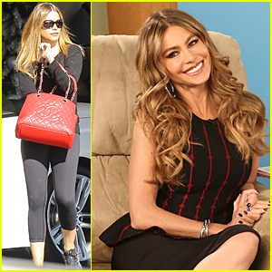 Sofia Vergara's Accent is a Hot Topic on 'The Noah Ritter Show'