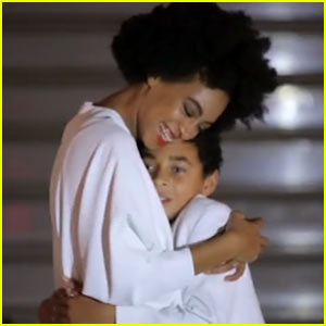 Solange Knowles & Son Julez Have a Dance Off at Her Wedding - Watch the Video!