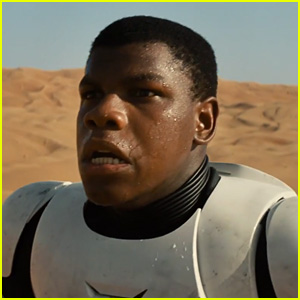 'Star Wars' Actor John Boyega Responds to Trailer Criticism