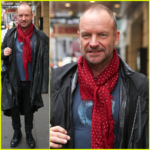 Sting Is Joining the Cast Of His New Broadway Musical 'The Last Ship'!