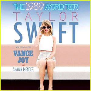 Taylor Swift Announces '1989' World Tour Dates & Ticket Info!
