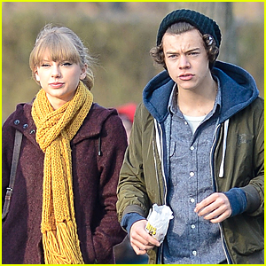 Taylor Swift & Harry Styles Have 'Become Pals' After 2013 Split