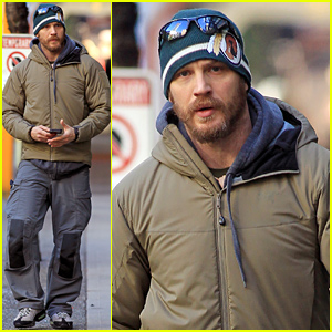 Tom Hardy: I See Moving From Movie to Movie as 'A Big School'