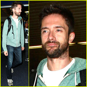 Topher Grace Casts a Broadway Favorite in His Movie Musical!
