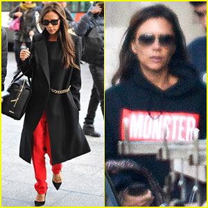 Victoria Beckham Fangirls Over Beyonce Carrying One of Her Bags
