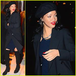 Watch Rihanna Slay the Runway at the Mugler Ball! (Video)