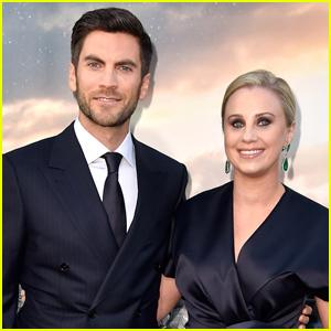 Hunger Games' Wes Bentley & Wife Jacqui Swedberg Welcome Baby Girl Brooklyn!
