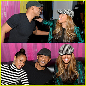 Will Smith Has a Friendly Reunion with His Ex Wife Sheree Fletcher at Their Son Trey's Birthday!