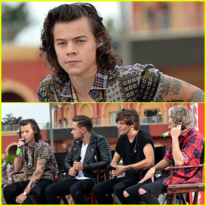 Zayn Malik Misses One Direction's 'Today Show' Appearance, Matt Lauer Asks Band About His Rumored Drug Use