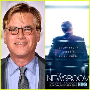 Aaron Sorkin Responds to 'Newsroom' Writer's Reaction to Rape Scene