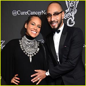 Alicia Keys & Swizz Beatz Welcome Baby Boy Named Genesis!
