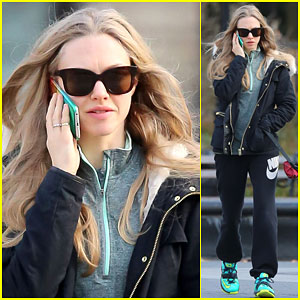 Amanda Seyfried Shows Off Her Hip-Hop Dancing Skills in 'While We're Young' Trailer - Watch Here!
