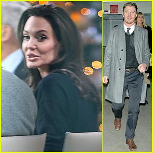 Angelina Jolie 'Was Not Eating Much,' 'Unbroken' Star Miyavi Reveals