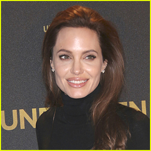Angelina Jolie Gets In Touch With Spiritual Side & Says 'There's Something Greater Than All of Us'