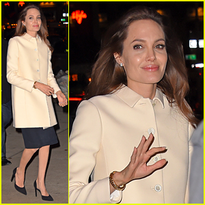 Angelina Jolie Recalls Emotional Experience of Showing 'Unbroken' to Louis Zamperini on His Death Bed