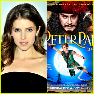 Anna Kendrick's 'Peter Pan Live' Tweets Are a Must Read!