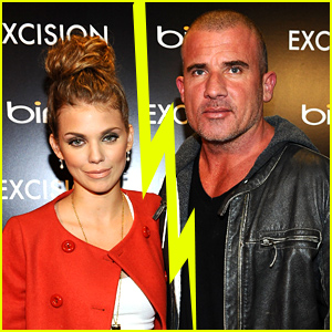 AnnaLynne McCord Splits from Dominic Purcell, Sets Eyes on Julian Edelman (Exclusive)