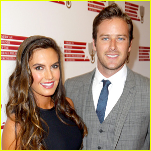 Armie Hammer & Wife Elizabeth Chambers Welcome Baby Girl!