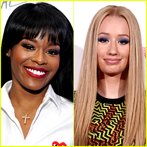 Azealia Banks Slams Iggy Azalea for Keeping Silent on 'Black Issues' - See Her Twitter Rant