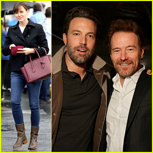 Ben Affleck Takes Time to Support a Children's Charity